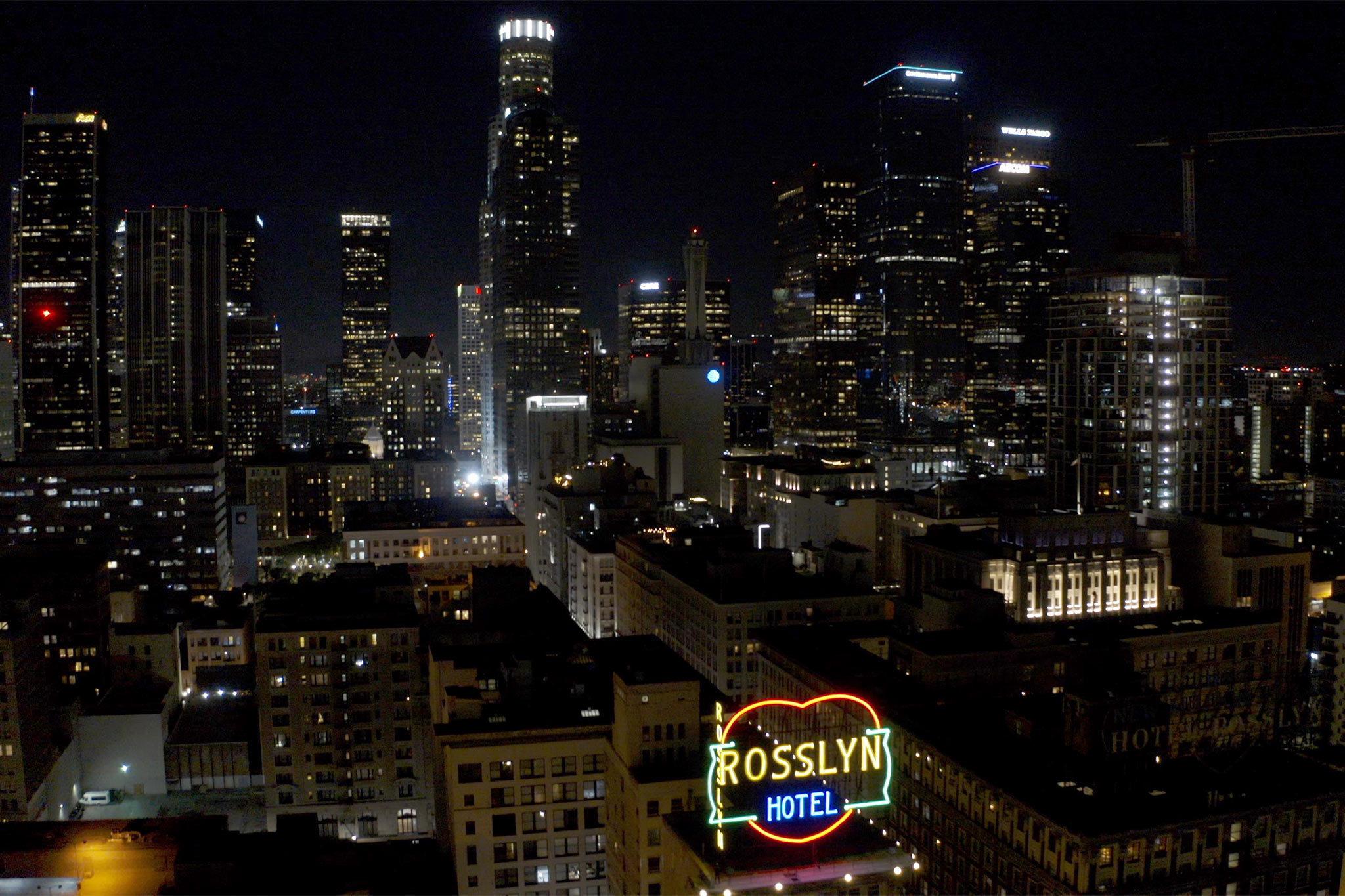 Phenomenon Blade Runner - Los Angeles Long Shot