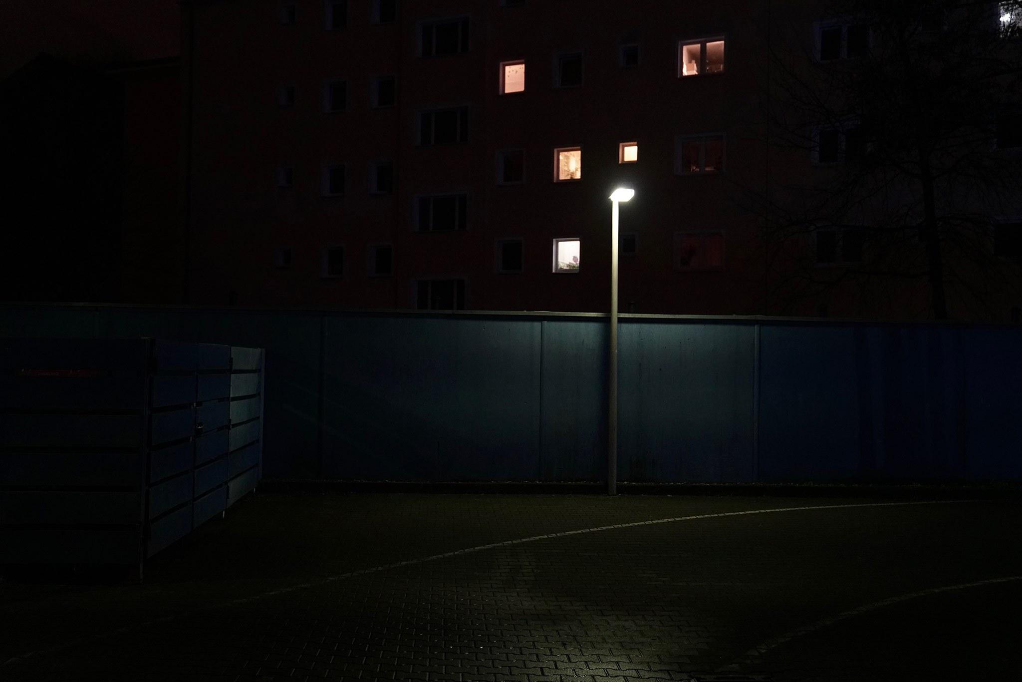 In die Nacht